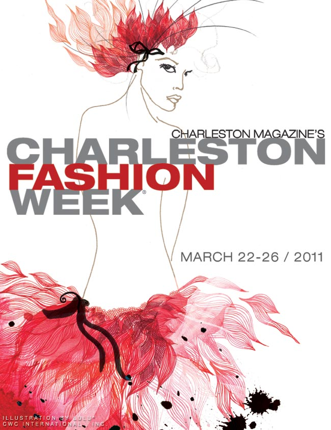 fashion designs for 2011. It's Pen here to announce the Charleston Fashion Week Emerging Designer