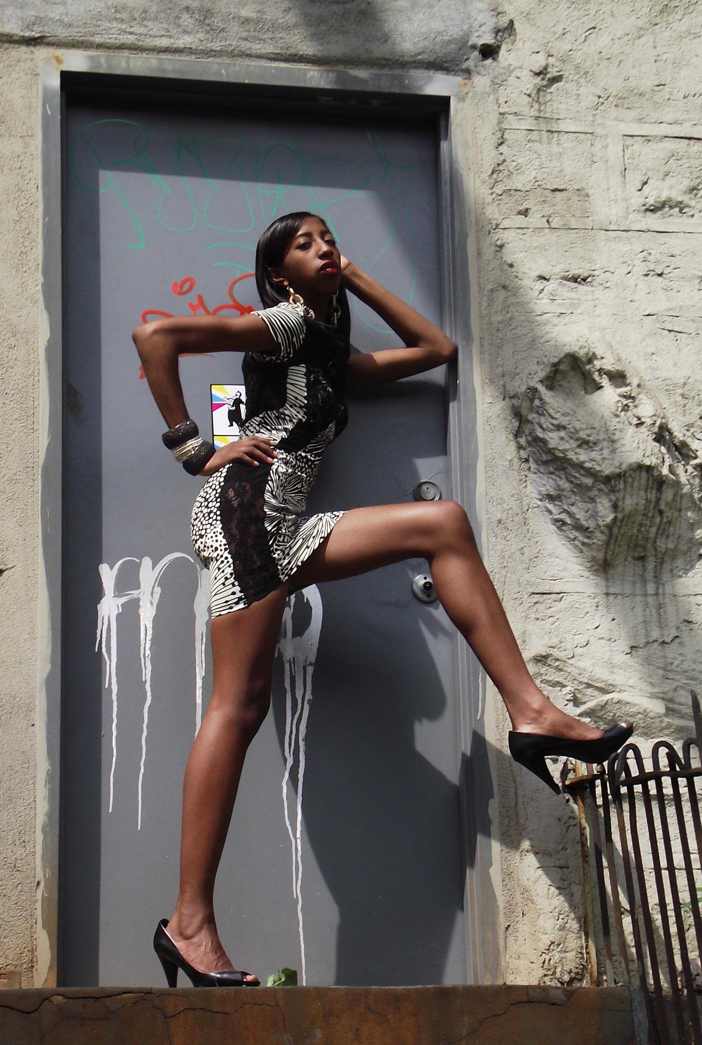 Kiyauna Kingsberry In Classy Closet And K2o By Karen Ko
